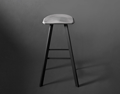 Concrete Bar Stool: Cool or Sexy?