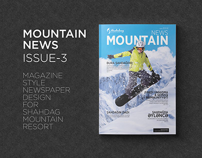 Mountain News ISSUE-3