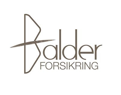 Logo for Balder forsikring
