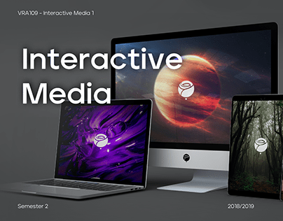 Basic Interactive Media - FONG's website