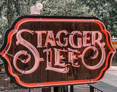 Stagger Lee Logo Design
