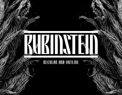 Rubinstein (Free Typeface)