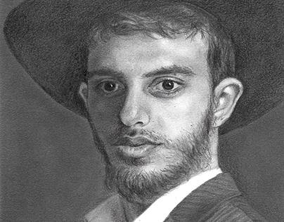 Portrait (graphite)