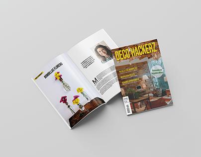 Deco Hackerz magazine
