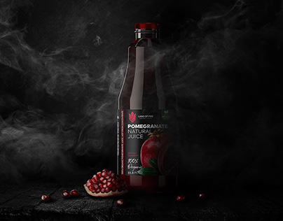 Pomegranate packaging design