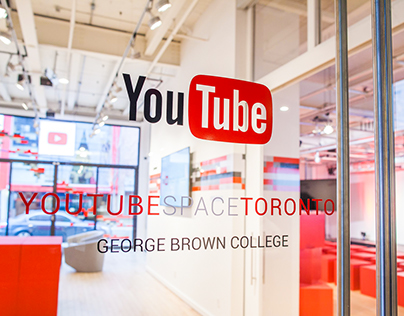 YouTube Space TO