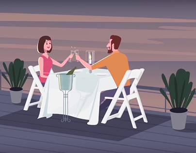 Travel Triangle - 2D Animated Explainer Video