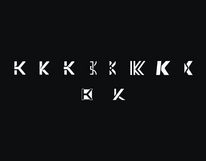 """10 Letter """"K"""" Logos."""