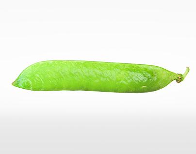 Peas be gentle