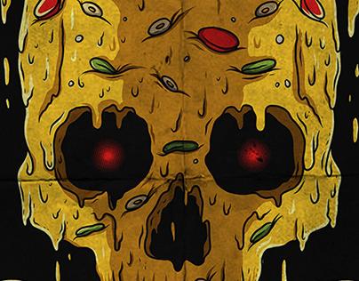 Skull Pizza!
