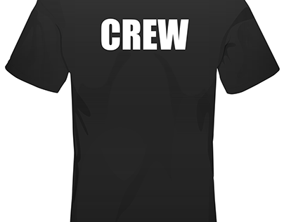A2A Entertainments crew T-Shirt Design