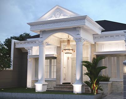 Rumah Tinggal Ibu Yuni Semarang