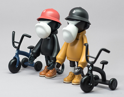 Ape Hangers / Art Toy