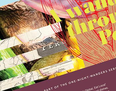 Stravaigin 'One Night Wander' Series