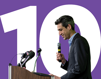 Biss for Illinois: Profile Countdown