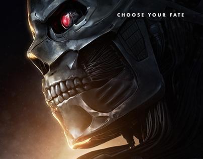 Terminator: Dark Fate | Character Poster