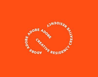 Adobe Creative Residency - Kinetic Sub-Brand