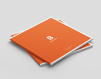 Corporate Brochure Design | BG EGYPT