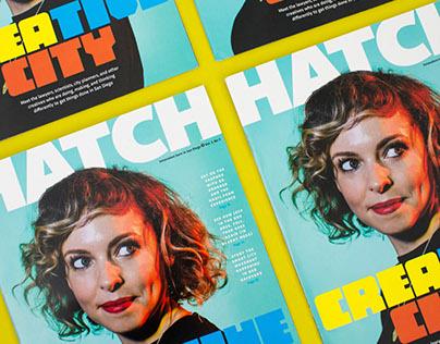 Hatch Creatives Issue