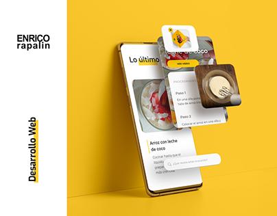 Enrico Rapalin | Web Design | eCommerce | UX/UI