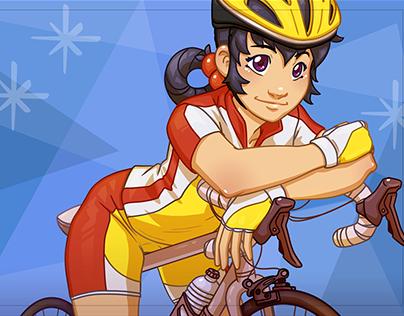 2018 Anime Los Angeles - Promotional Illustrations