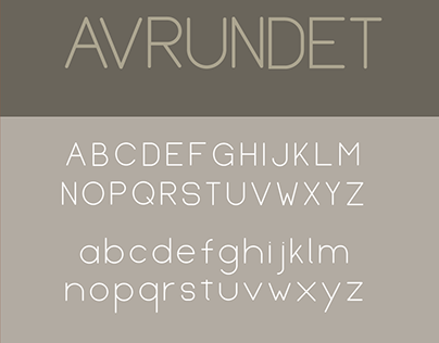 Seven typefaces created during Covid-19