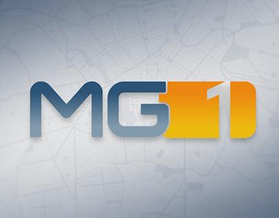 MGTV agora é MG1 e MG2