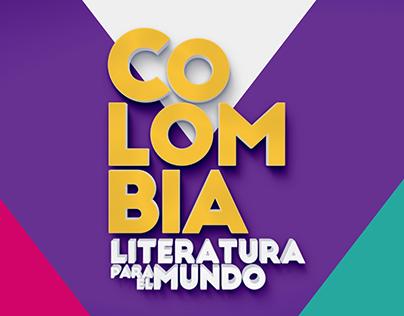 COLOMBIA- STAND FERIA INTERNACIONAL DEL LIBRO DE PANAMÁ