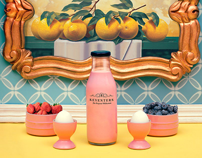 Keventers - Product Shoot