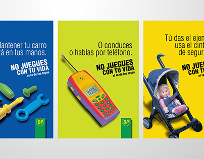 BP - Safety campaign