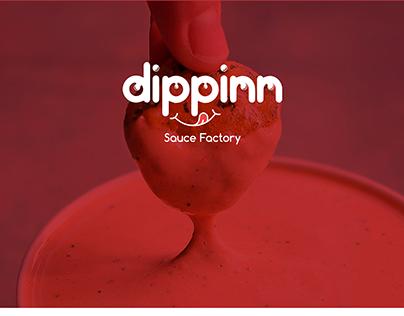 dippinn logo