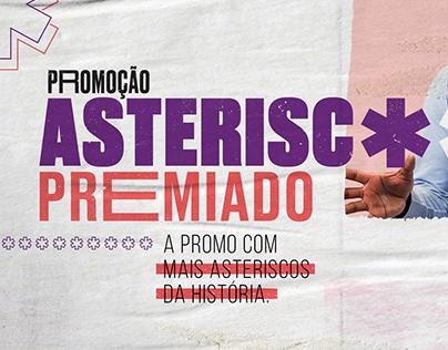 Promo Asterisco Premiado Nubank