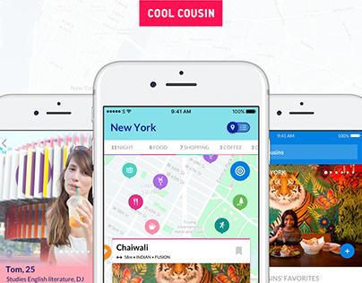 Cool Cousin App