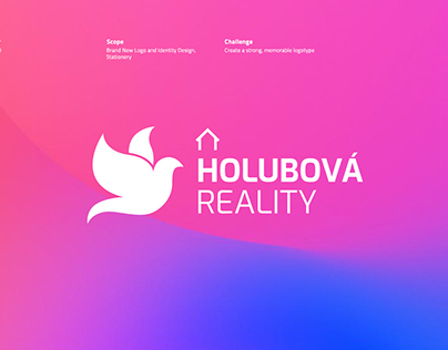 Holubová Reality