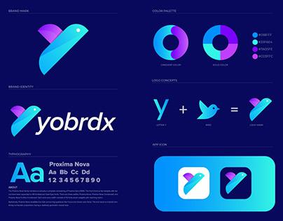 Yobrdx- Modern Logo Branding Design