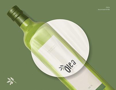 olea | brand Idenity