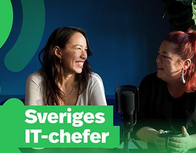 Podcast: Sveriges IT-chefer