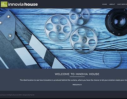 Innovia House - Web Design