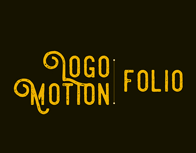 Logo-Motion Folio - On going