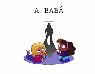 A Babá Storyboard