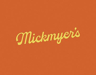 Mickmyer's Chocolate