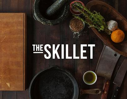 Identity Design for The Skillet