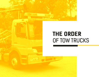 The Order of Tow Trucks