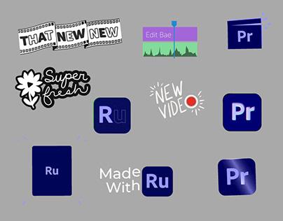 Adobe Video Apps Virtual VidCon Gifs
