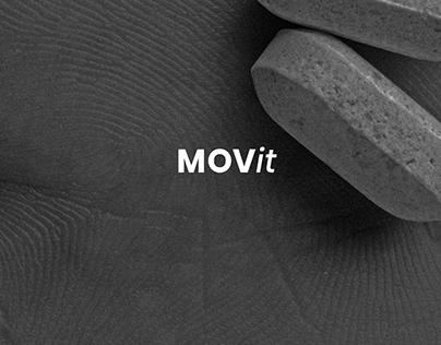 Pills Label: MOVit