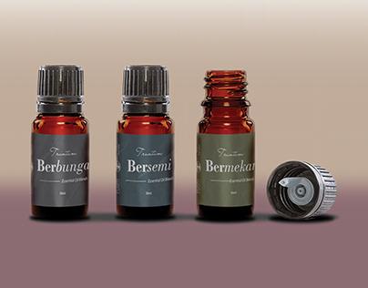 Truntum Essential Oil Blend