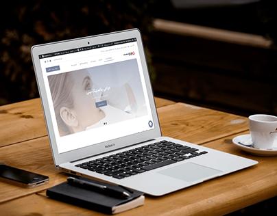 Dr.Sadoughi Clinic web design