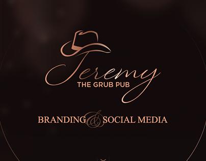 Jeremy   Branding & Social Media