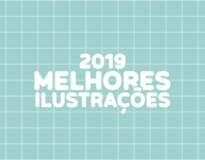 2019 Melhores Ilustrações