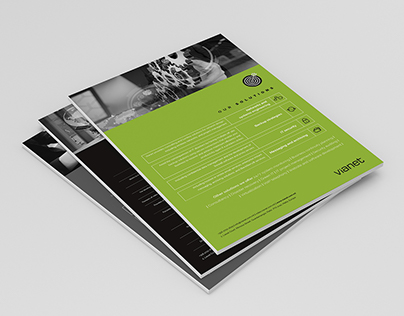 Vianet Brochure and Corporate Folder